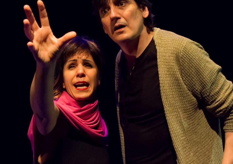 Running Teatro en Melide